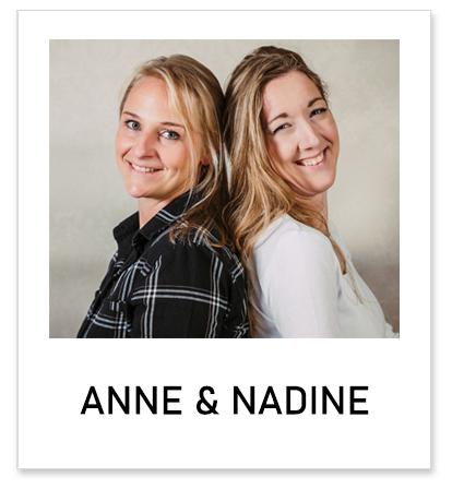 Anne und Nadine, Kinderstübchen